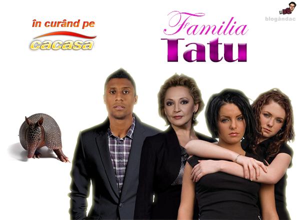 Familia Tatu